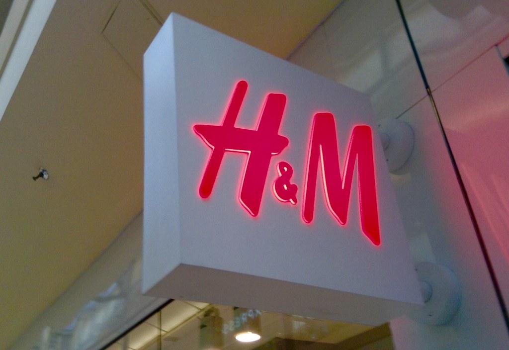 H&M HandM Clothing Store