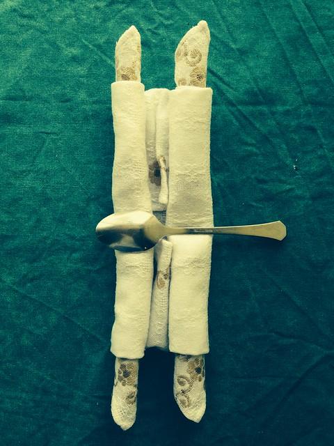 pliage de serviette 3