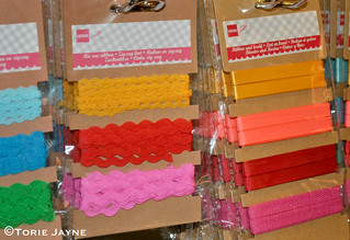 Hema ribbons & trims