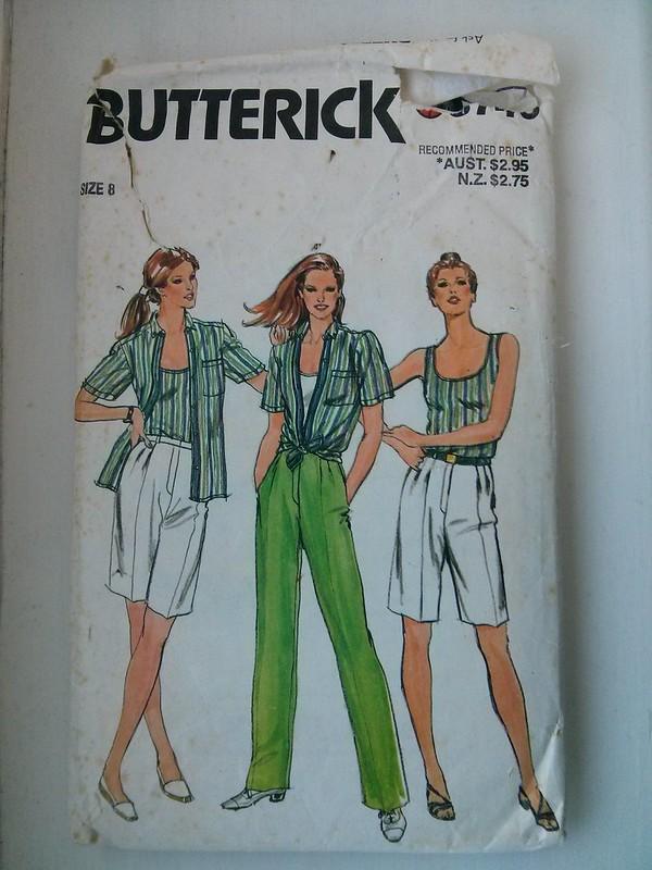 Butterick 3740