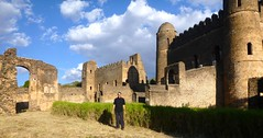 Royal Enclosure, Gondar, Ethiopia