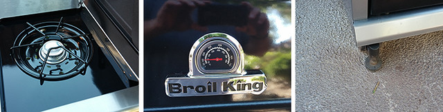 Features of Broil King Baron 440