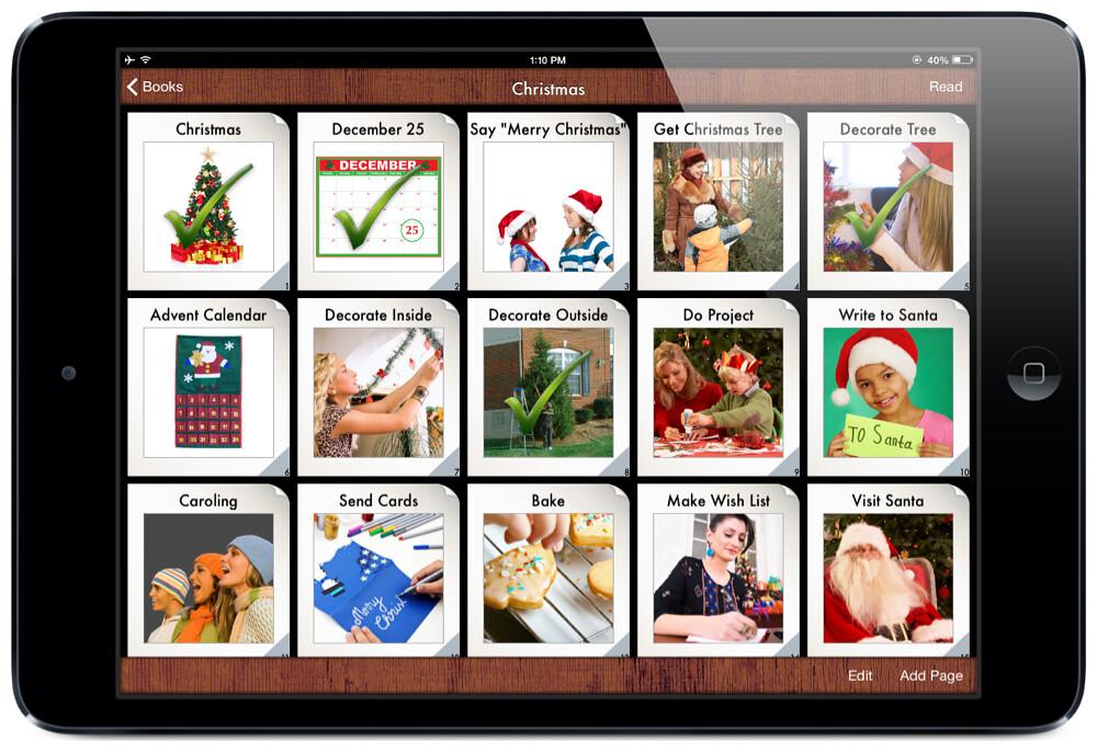 i Get Christmas Social Skills Stories