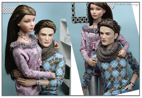 Cindy and Edward <3
