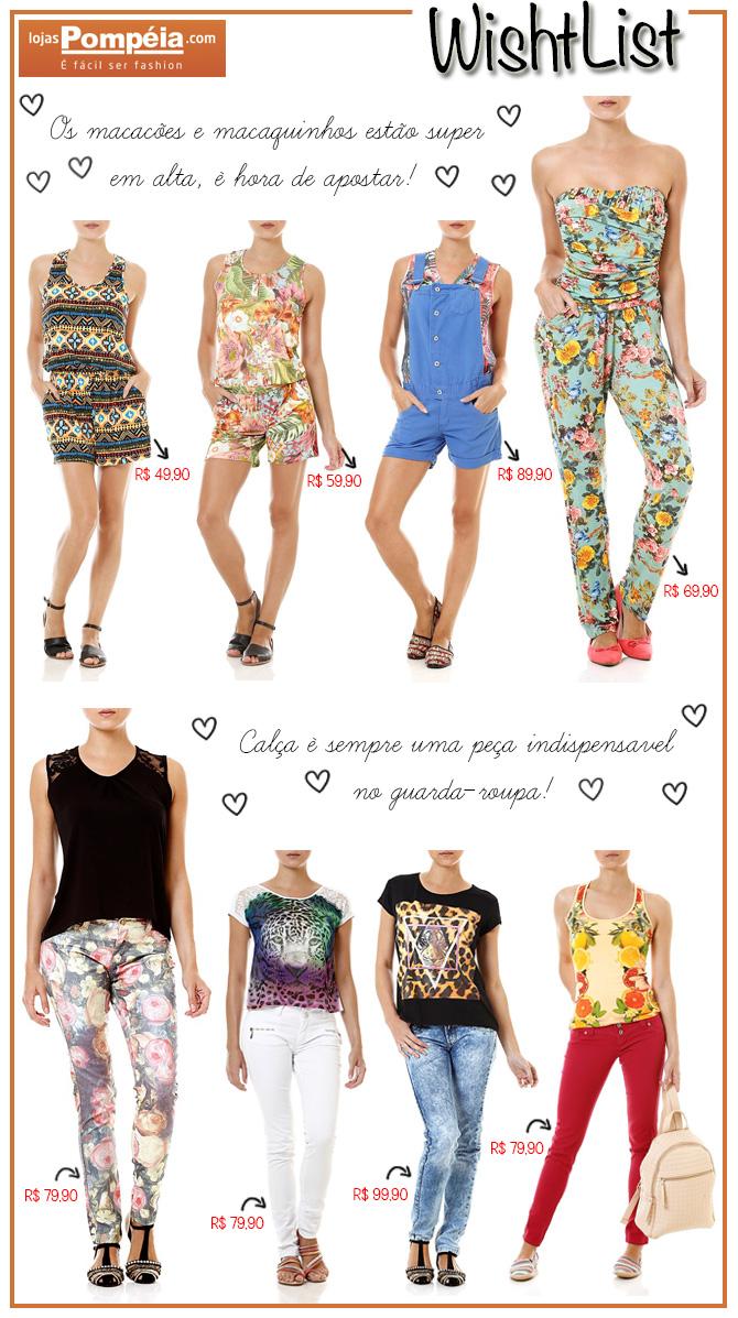 wishlist 2 lojas pompéia por blog sempre glamour
