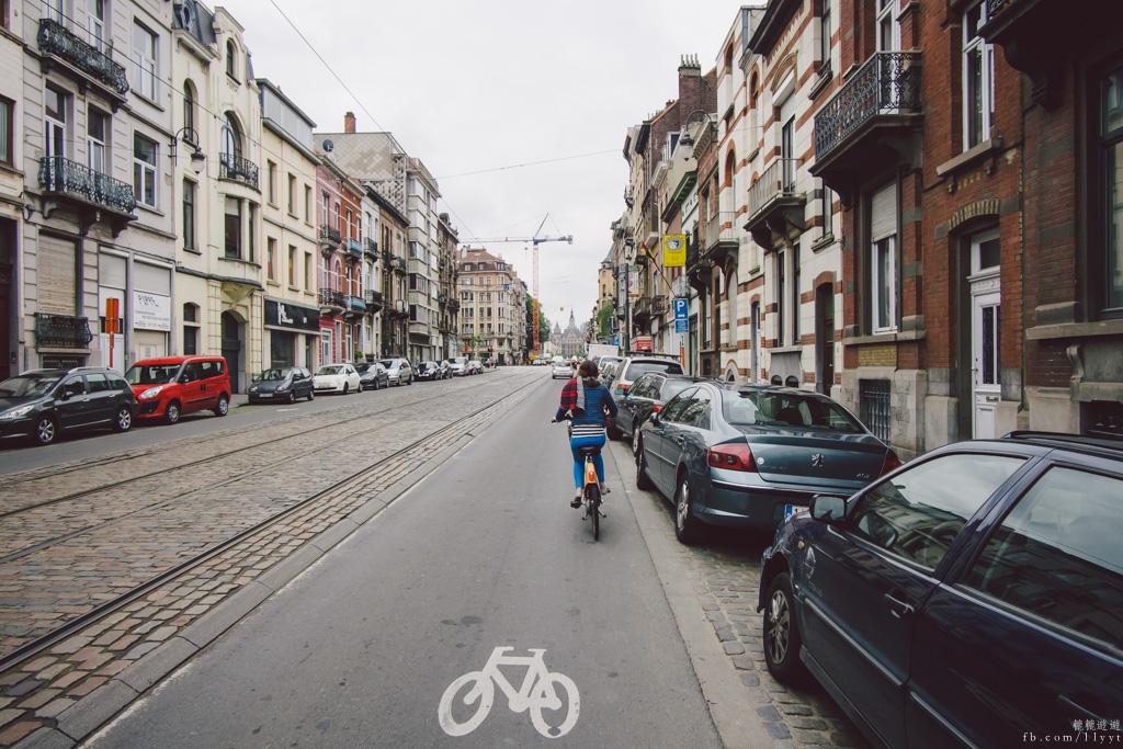 Untitled  轆轆遊遊。布魯塞爾的各種單車路 16011807794 4a17a7da6a o