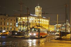 Moscow tram MTTA2 2316