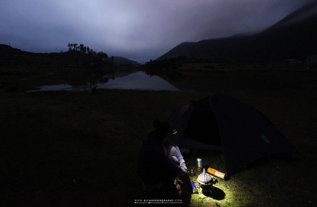 Camping at Lake Tabeo Ballay Mount Tabayoc Kabayan Benguet