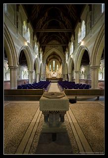 CHURCH OF THE HOLY TRINITY. PRIVETT. 20