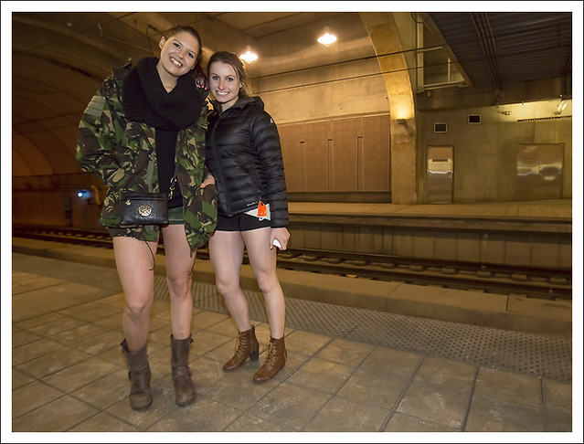 MetroLink No Pants Ride 2015-01-10 3