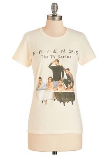 friends tv t-shirt