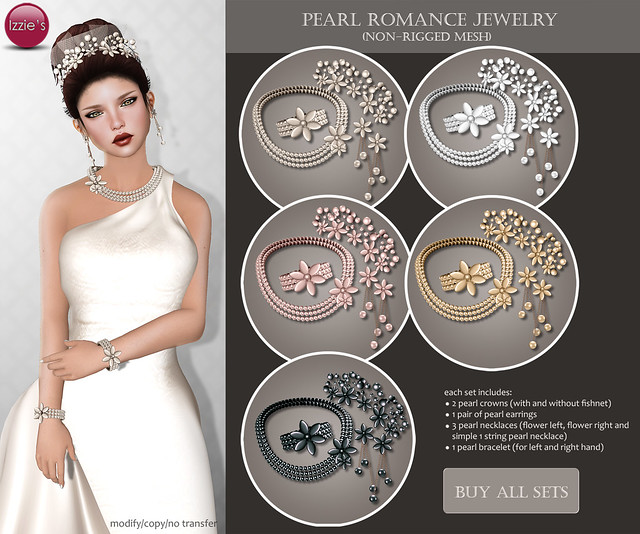 Pearl Romance Jewelry (for TLC)