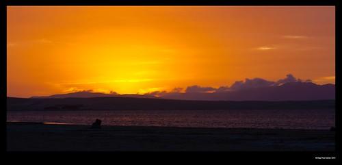 sunset pacific puestadesol ica paracas pacfico perú