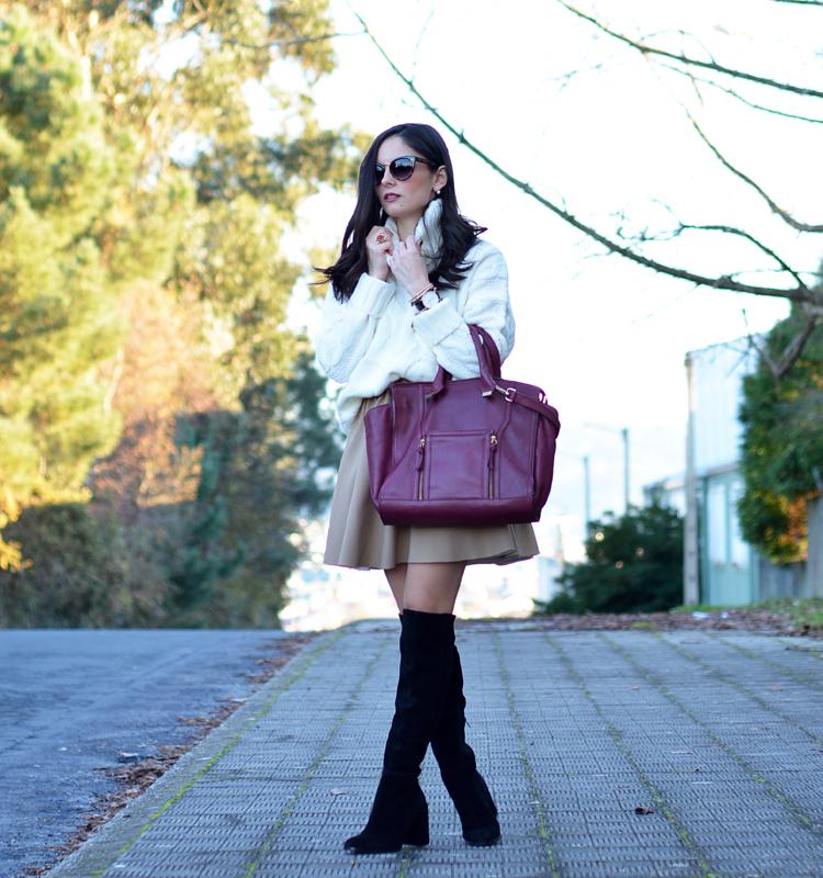 Zara_Skirt_Falda_Botas-altas_ootd_fashion_boots_okeysi_burdeos_08