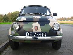 automobile, automotive exterior, vehicle, subcompact car, city car, zastava 750, antique car, land vehicle,