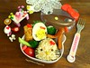 Hello Kitty Bento by sherimiya ♥