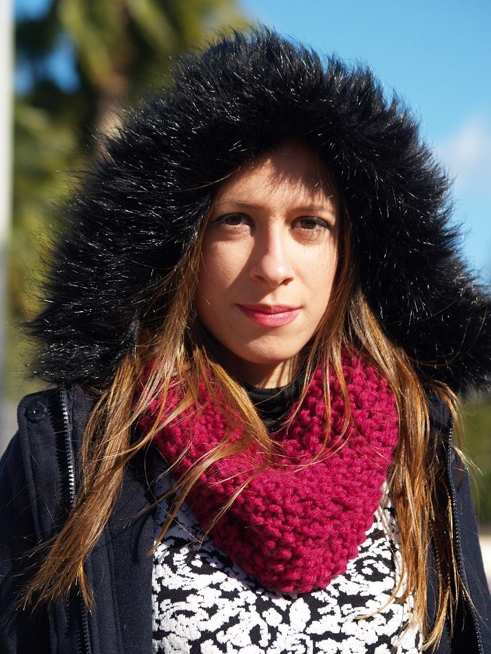 Outfit: Fur & Fringe