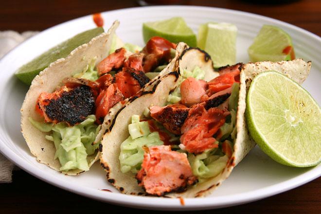 salmon tacos 5