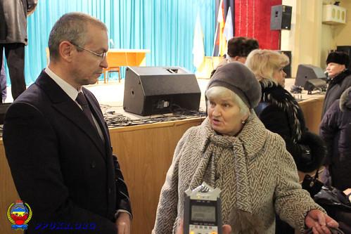 Конференция Светловодской городской организации Партии Пенсионеров Украины 28 января 2014 г. (32)