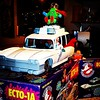 Whelp, just got this from my Dad, what me be the greatest gift I've ever received straight out of my 90s childhood. The Real Ghostbusters' Ecto-1A