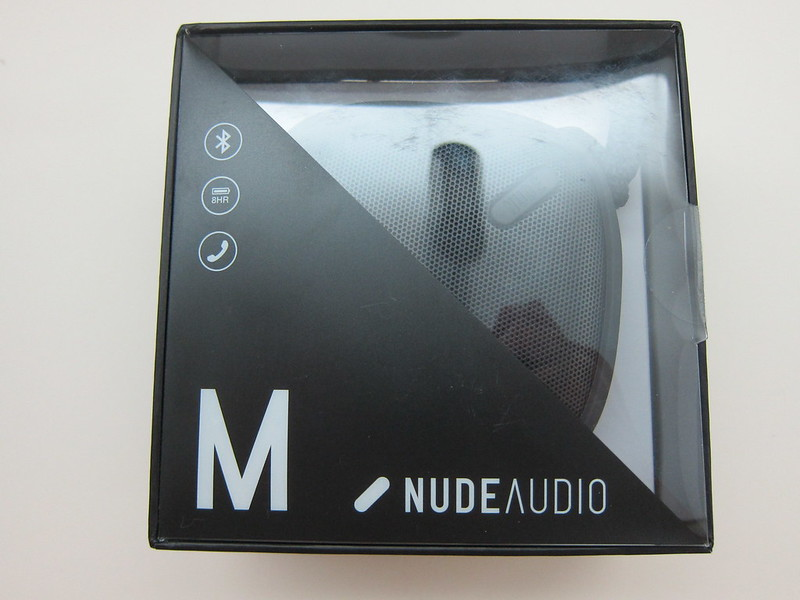 NudeAudio Move M - Box Front