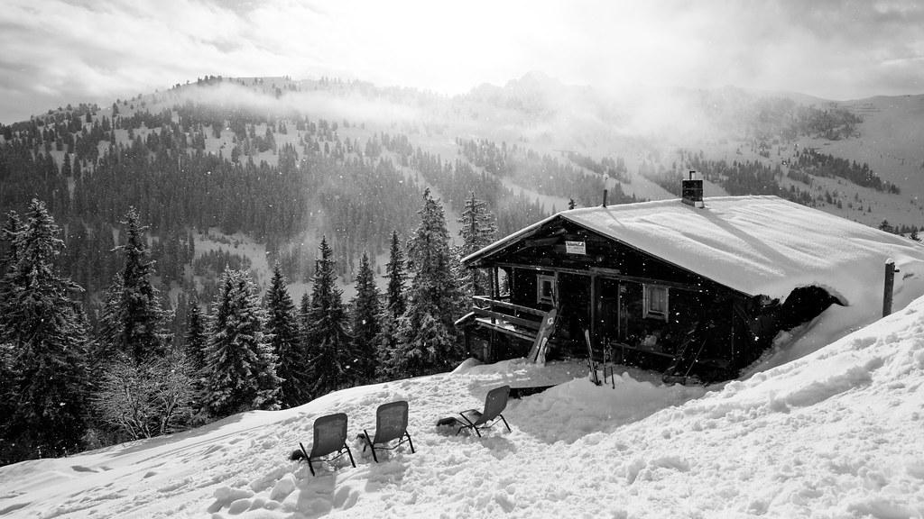 Skihütte 3000