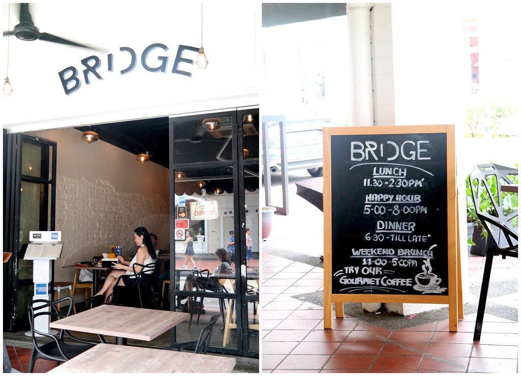 BRIDGE Cafe, Restaurant & Bar