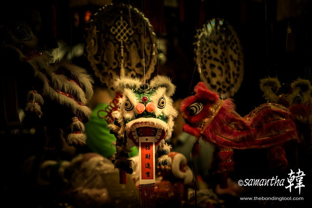 CNY Chinatown Walkabout