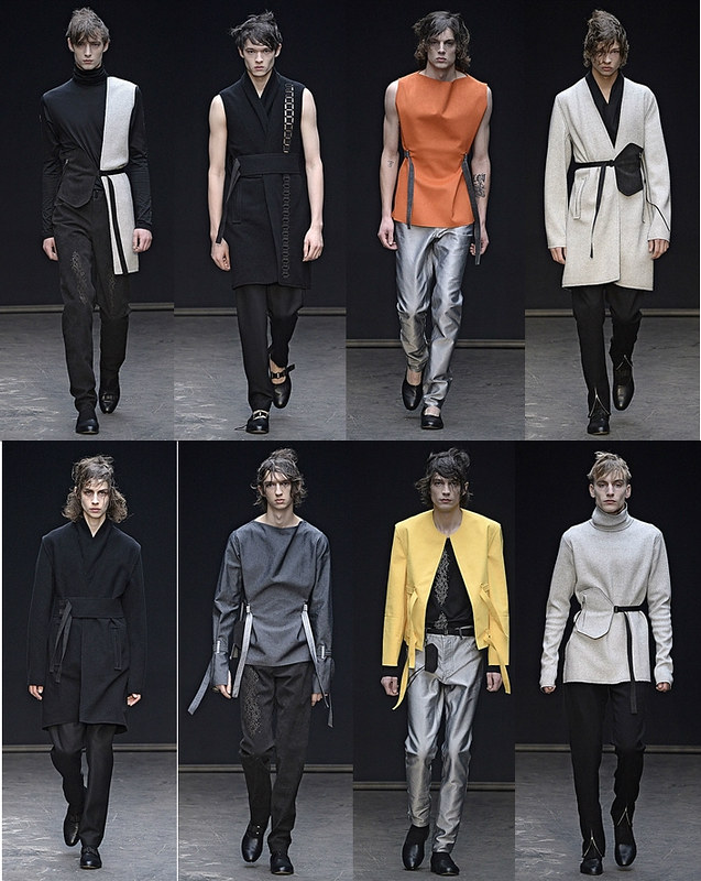 Lee-Roach-autumn-winter-2015-collection,autumn-winter 2015 collection , men's winter trends, men's autumn trend, mens autumn winter trends, autumn winter trends for men, mens autumn-winter 2015, men's eastern influence style, men's Japanese inspired style, mens eastern inspired style