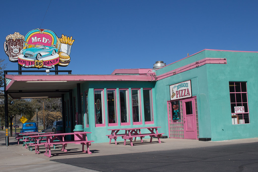diner, Arizona, USA