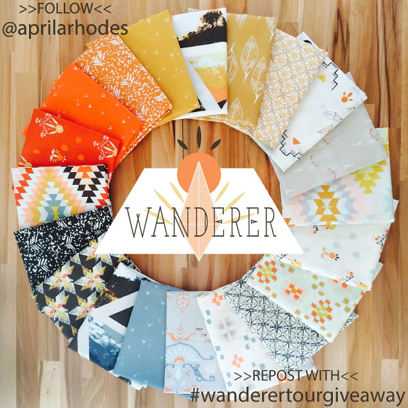 Wanderer Tour Giveaway!