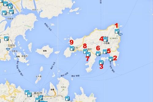 小豆島QCマップ