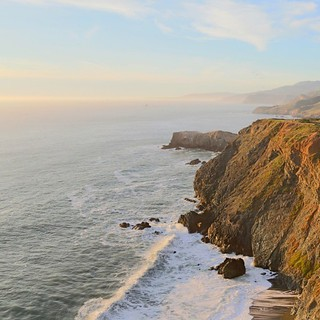 #sunset #marin #marinheadlands #nofilter #pacificocean #california #landscape #travel #explore #wanderlust #sf #sanfrancisco #goldenhour #photographer #sfphotographer #beauty #beach #sand #paradise #sun #visitmarin #burn #coast