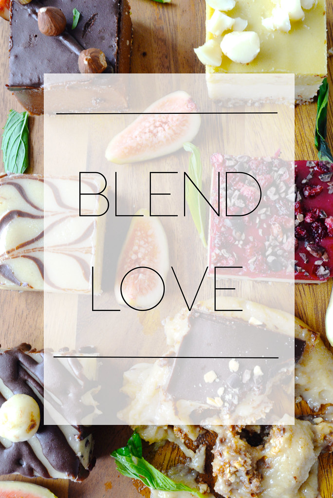 Deliciously raw whole food treats at Blendlove