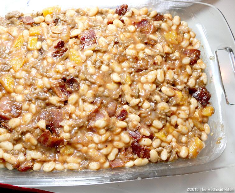Easy Homemade Baked Bean Casserole Recipe 14