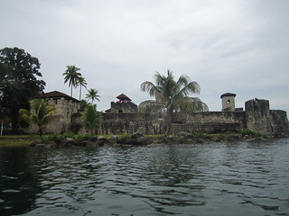 Castillo San Felipe.  Guatemala.
