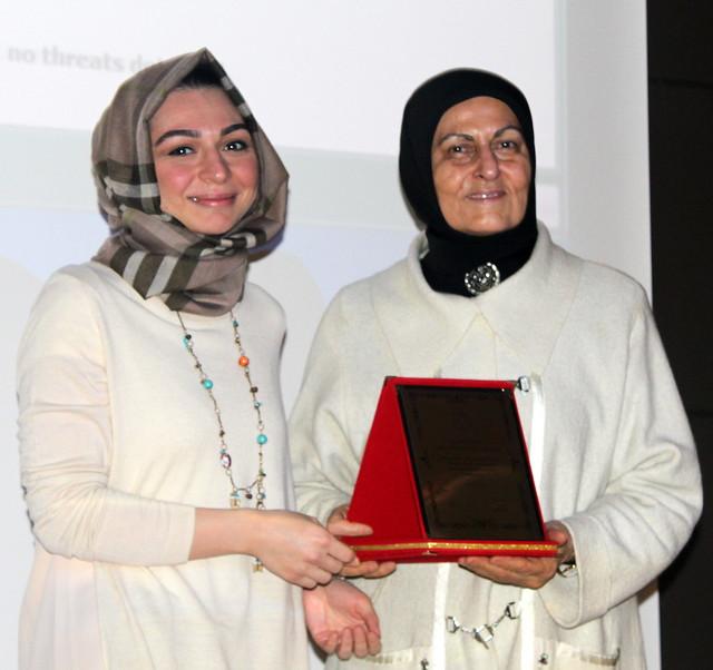 İz Bırakan Müslüman Kadınlar Konferansı Gerçekleştirildi 2
