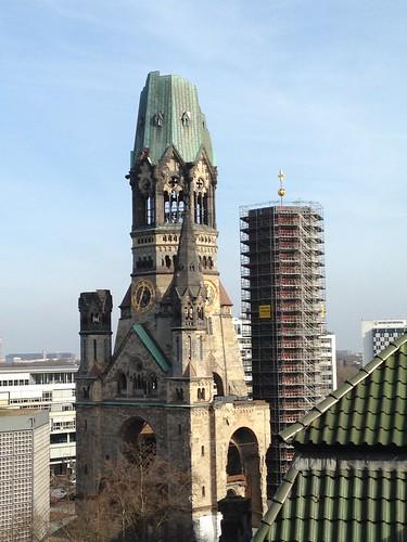 Berlin, gedächtniskirche