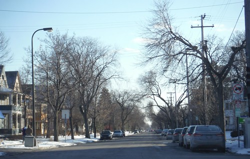 minneapolis residential street