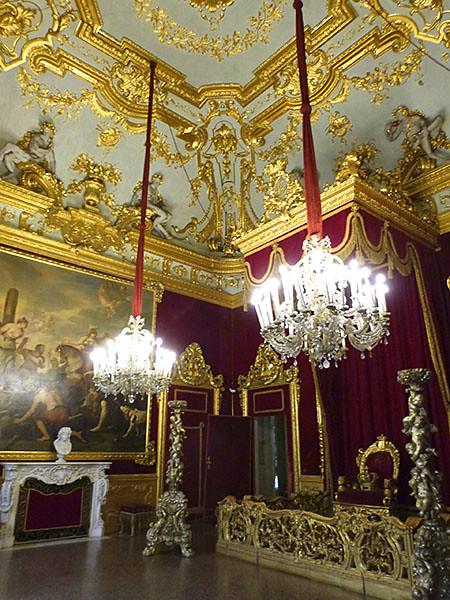 salon du trône