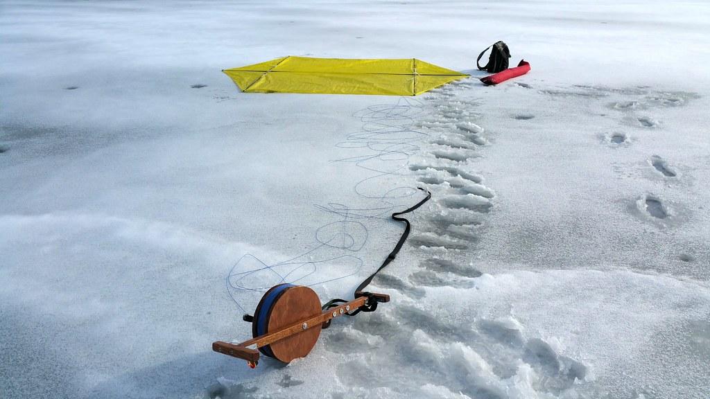 Ice testing