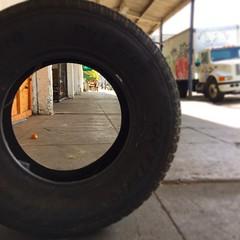 formula one tyres(0.0), spoke(0.0), tire(1.0), automotive tire(1.0), automotive exterior(1.0), wheel(1.0), rim(1.0), alloy wheel(1.0), bumper(1.0),