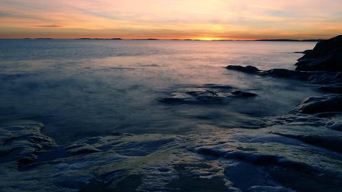 longexposure winter sunset sky seascape finland geotagged helsinki u helsingfors february fin suomenlinna sveaborg uusimaa 2015 nyland kustaanmiekka gustavssvärd 201502 20150215 geo:lat=6013790638 geo:lon=2498625838