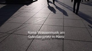 Roma Buskers #Mainz