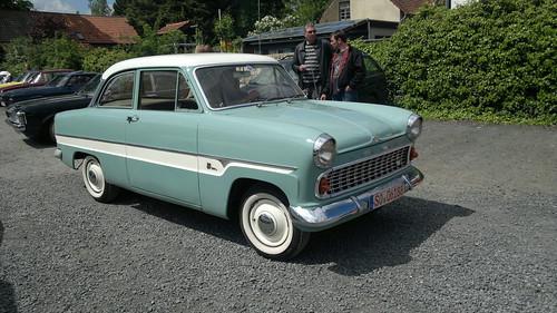 Ford Taunus 12m, G13, Mod. 1961