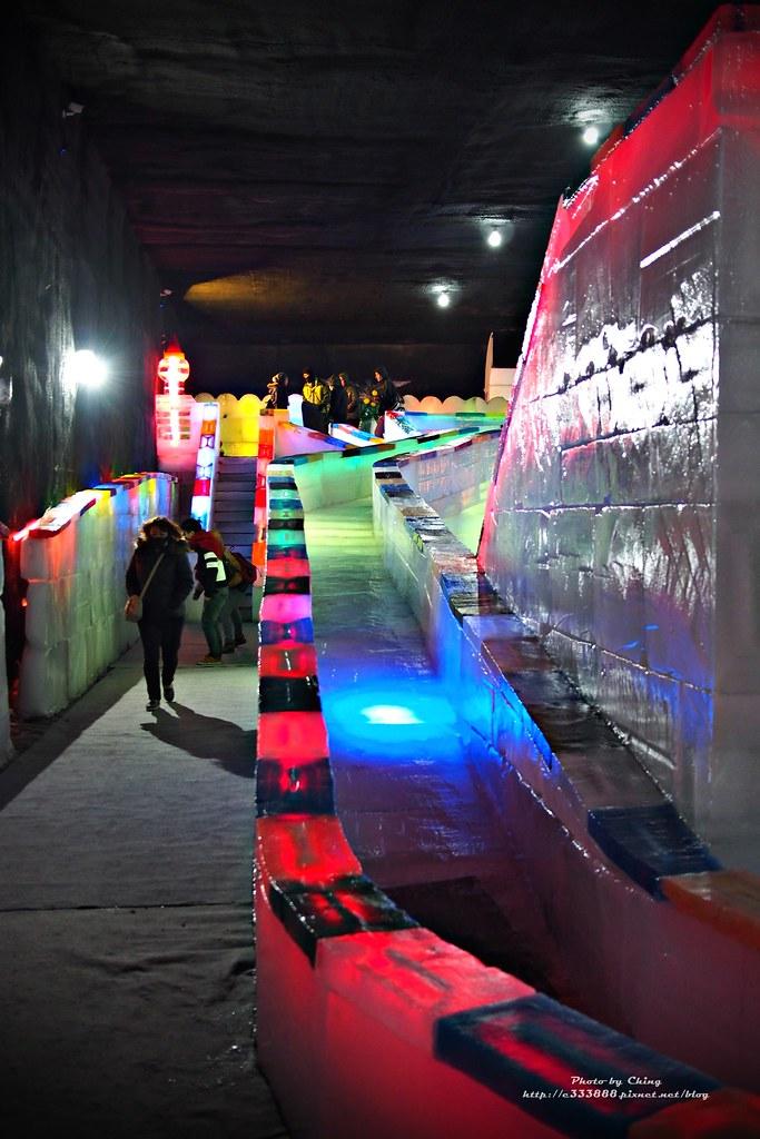 台中高鐵-2015正宗哈爾濱冰冰燈冰雕展-59