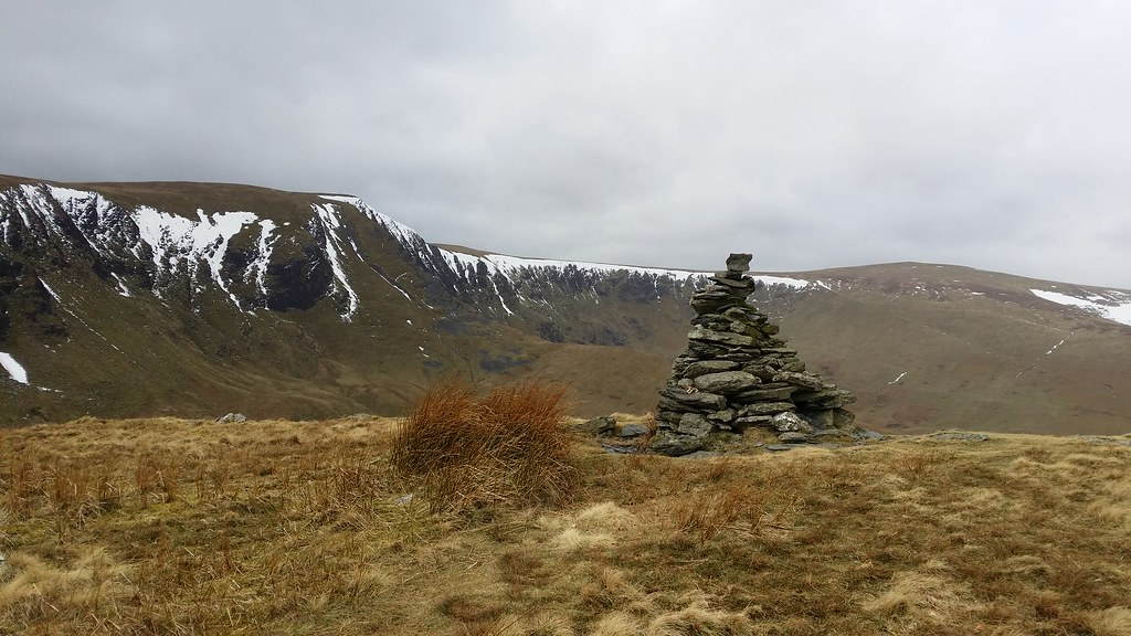 Cairn on Souther Fell #sh