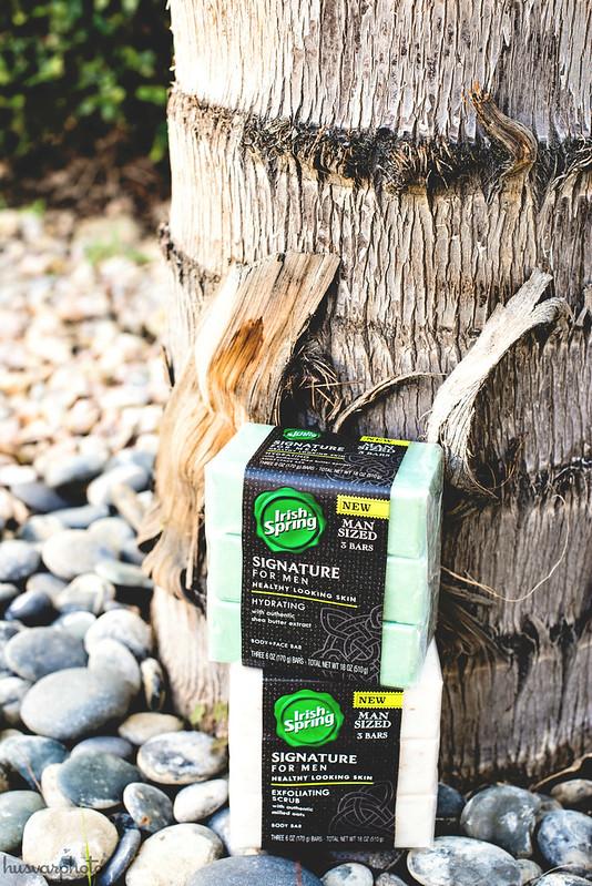 #MySignatureMove new irish spring man sized bar soap