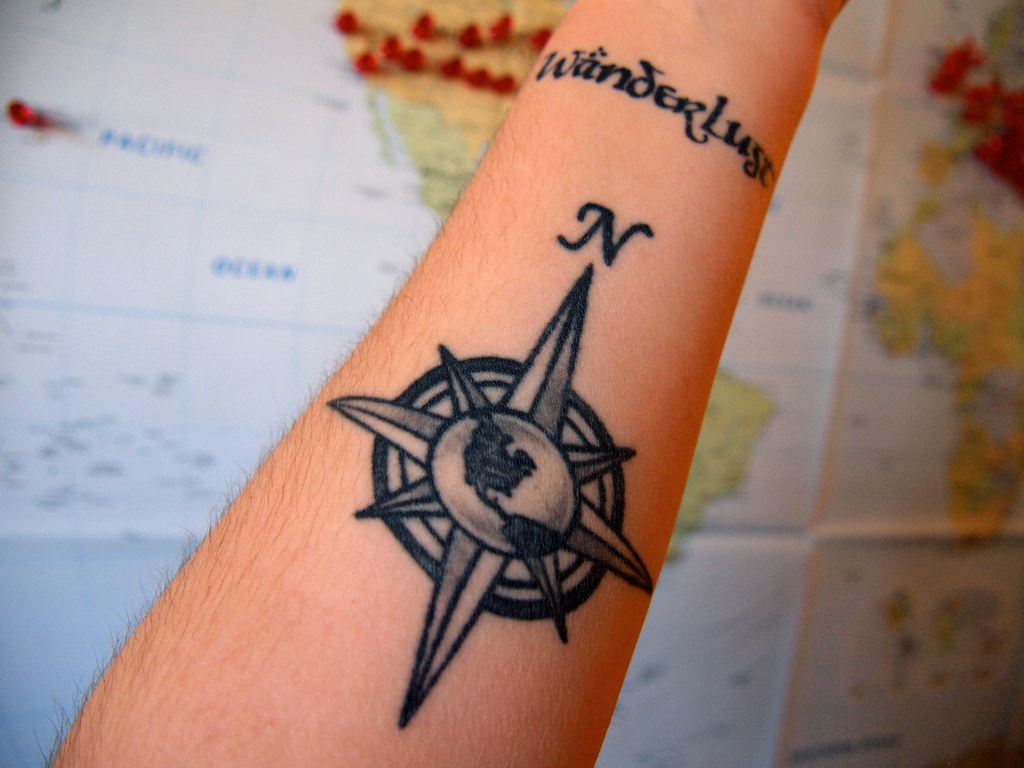 My travel tattoos and their stories travel tattoos gumiabroncs Choice Image