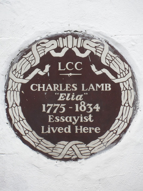 how the charles lamb as called an essayist Charles lamb, an english writer is best known for his essays although he wrote poems and books, he is mainly known as an essayist evlucas, his.